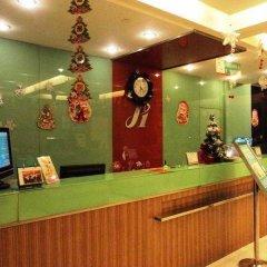 Отель Jinjiang Inn Xi'an Jianguomen Китай, Сиань - отзывы, цены и фото номеров - забронировать отель Jinjiang Inn Xi'an Jianguomen онлайн интерьер отеля
