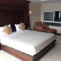 Отель August Suites Pattaya Паттайя комната для гостей фото 6