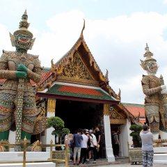 Vivit Hostel Bangkok Бангкок помещение для мероприятий