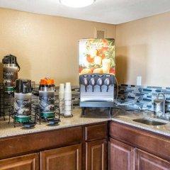 Отель Quality Inn & Suites Denver Stapleton питание