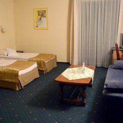Отель Dorrian Польша, Познань - отзывы, цены и фото номеров - забронировать отель Dorrian онлайн комната для гостей фото 5