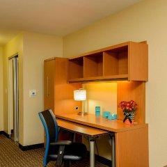 Отель Towneplace Suites Baltimore Fort Meade Аннаполис-Джанкшн удобства в номере