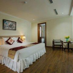 Отель Silk Queen Grand Hotel Вьетнам, Ханой - отзывы, цены и фото номеров - забронировать отель Silk Queen Grand Hotel онлайн комната для гостей фото 2