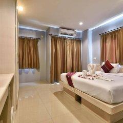 Отель 88 Hotel Phuket Таиланд, Карон-Бич - 1 отзыв об отеле, цены и фото номеров - забронировать отель 88 Hotel Phuket онлайн комната для гостей фото 3