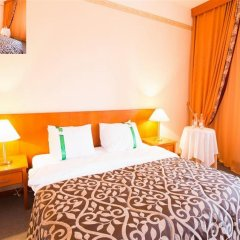 Президент Отель 4* Улучшенный номер с различными типами кроватей фото 2