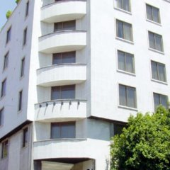 Hotel Cervantes Гвадалахара парковка