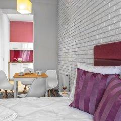Отель Aurora Residence Польша, Лодзь - отзывы, цены и фото номеров - забронировать отель Aurora Residence онлайн комната для гостей фото 2