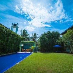 Отель Saffron & Blue - an elite haven спортивное сооружение