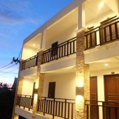 Отель MM Hill Hotel Таиланд, Самуи - отзывы, цены и фото номеров - забронировать отель MM Hill Hotel онлайн балкон