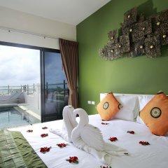 Отель G Penthouse комната для гостей
