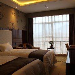 Shanshui Trends Hotel Beijing Yanxi Branch комната для гостей фото 2