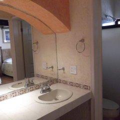 Отель Plaza Los Arcos Мексика, Сан-Хосе-дель-Кабо - отзывы, цены и фото номеров - забронировать отель Plaza Los Arcos онлайн ванная