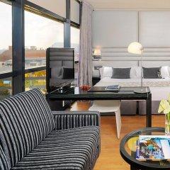 Отель H10 Marina Barcelona 4* Полулюкс с различными типами кроватей фото 2