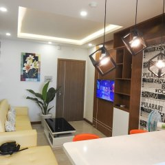 Апартаменты SeAHOMES Apartment Nha Trang Нячанг спа