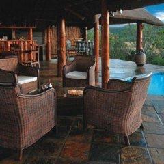 Отель Addo Afrique Estate бассейн фото 2
