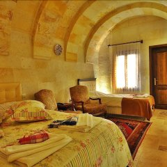 Отель Akman Butik Аванос комната для гостей