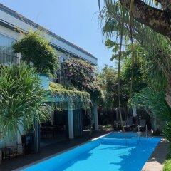 Отель Chay Villas An Bang Хойан бассейн фото 2