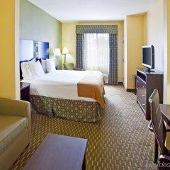 Holiday Inn Express Hotel & Suites Saint Augustine North комната для гостей фото 3