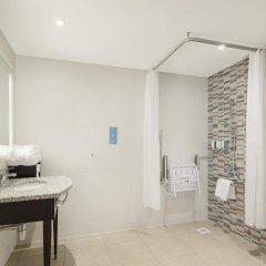 Отель Hampton by Hilton London Stansted Airport ванная
