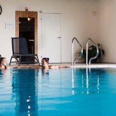 Helnan Marselis Hotel бассейн