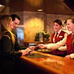 Отель Grand Elysee Hamburg гостиничный бар