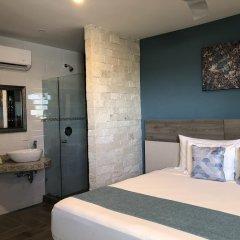 Отель Xcala Illusion Express Мексика, Плая-дель-Кармен - отзывы, цены и фото номеров - забронировать отель Xcala Illusion Express онлайн комната для гостей фото 2