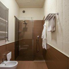 Отель EKK Hotel Италия, Ситта-Сант-Анджело - отзывы, цены и фото номеров - забронировать отель EKK Hotel онлайн ванная