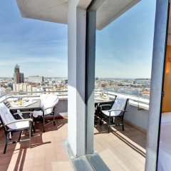 Отель Abba Madrid Мадрид балкон