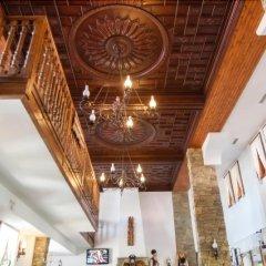 Отель Izvora Болгария, Кранево - отзывы, цены и фото номеров - забронировать отель Izvora онлайн интерьер отеля фото 3