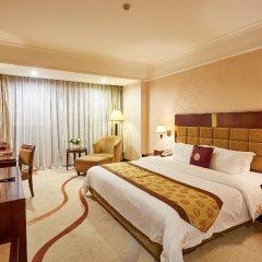 Отель Zhongshan Leeko Hotel Китай, Чжуншань - отзывы, цены и фото номеров - забронировать отель Zhongshan Leeko Hotel онлайн комната для гостей фото 2
