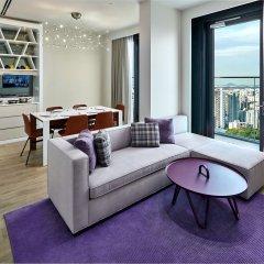 Отель YOTEL Singapore Orchard Road комната для гостей фото 5