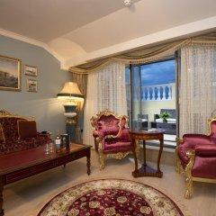 Гостиница Trezzini Palace интерьер отеля