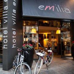 Hotel Villa Emilia фото 19