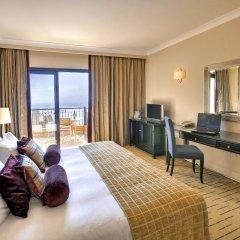 Отель Corinthia St George'S Bay Сан Джулианс комната для гостей фото 3