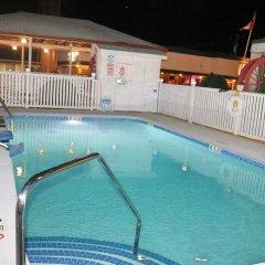 Отель Budget Host Inn Niagara Falls США, Ниагара-Фолс - отзывы, цены и фото номеров - забронировать отель Budget Host Inn Niagara Falls онлайн бассейн фото 3