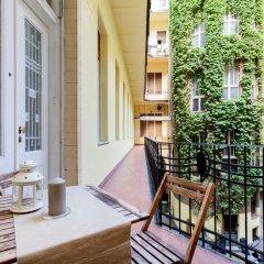 Апартаменты Budapestay Apartments Будапешт балкон