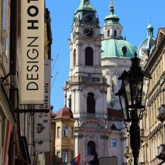 Отель Domus Balthasar Design Прага фото 5