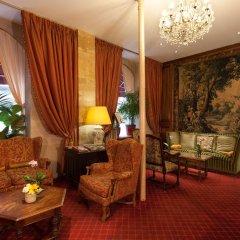 Отель Amarante Beau Manoir Франция, Париж - 14 отзывов об отеле, цены и фото номеров - забронировать отель Amarante Beau Manoir онлайн интерьер отеля