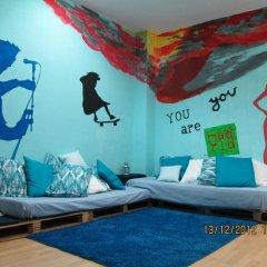 Hostel Era Мадрид комната для гостей