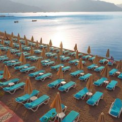 Blue Bay Platinum Hotel Мармарис пляж