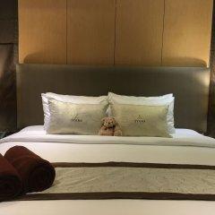 Отель Syama Sukhumvit 20 Бангкок комната для гостей