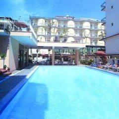 Отель SUSY Римини бассейн