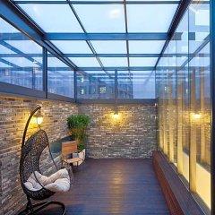 Sohsul Hotel Seoul фитнесс-зал