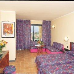 Hotel Caesar Palace Джардини Наксос комната для гостей фото 3