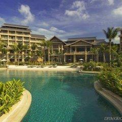 Отель Hilton Sanya Yalong Bay Resort & Spa бассейн фото 2