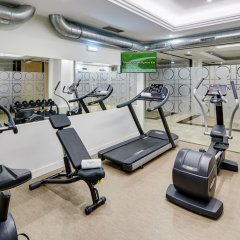 Sercotel Hotel Europa фитнесс-зал