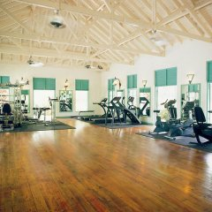 Отель Sugar Beach, A Viceroy Resort фитнесс-зал фото 3