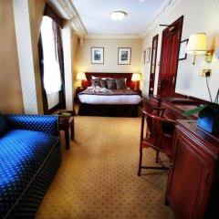 Отель Grange Fitzrovia Hotel Великобритания, Лондон - отзывы, цены и фото номеров - забронировать отель Grange Fitzrovia Hotel онлайн комната для гостей фото 3