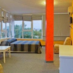 Отель Paros Болгария, Поморие - отзывы, цены и фото номеров - забронировать отель Paros онлайн помещение для мероприятий фото 2
