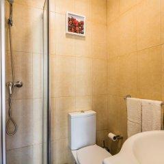 Отель Apartamento Ao Campo ванная фото 2
